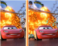 Cars 2 spot the difference verd�k j�t�kok ingyen
